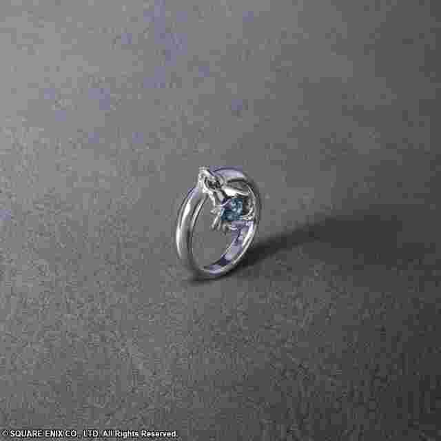 Screenshot for the game FINAL FANTASY® X SILVER PINKY RING -SIZE 1- [JEWELRY]