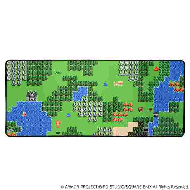Screenshot for the game DRAGON QUEST Gaming Mouse Pad - Pixel Map