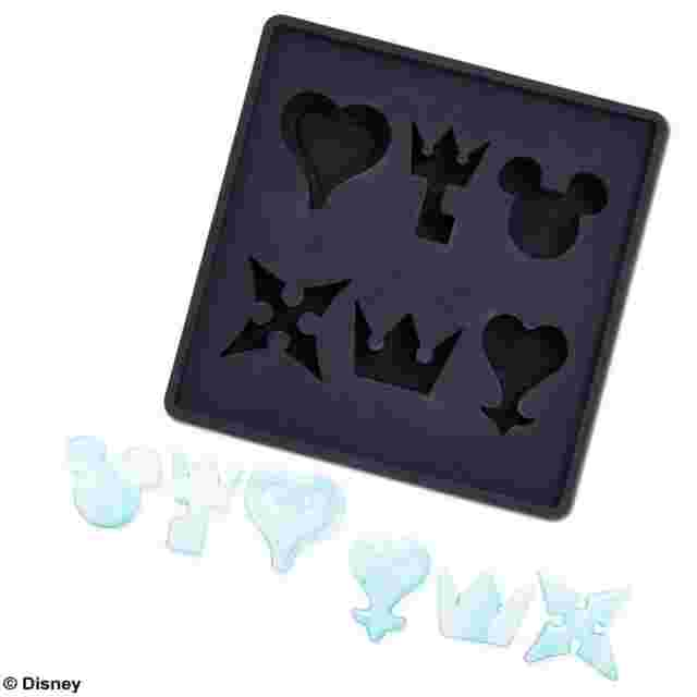 Screenshot for the game KINGDOM HEARTS SILICONE ICE TRAY