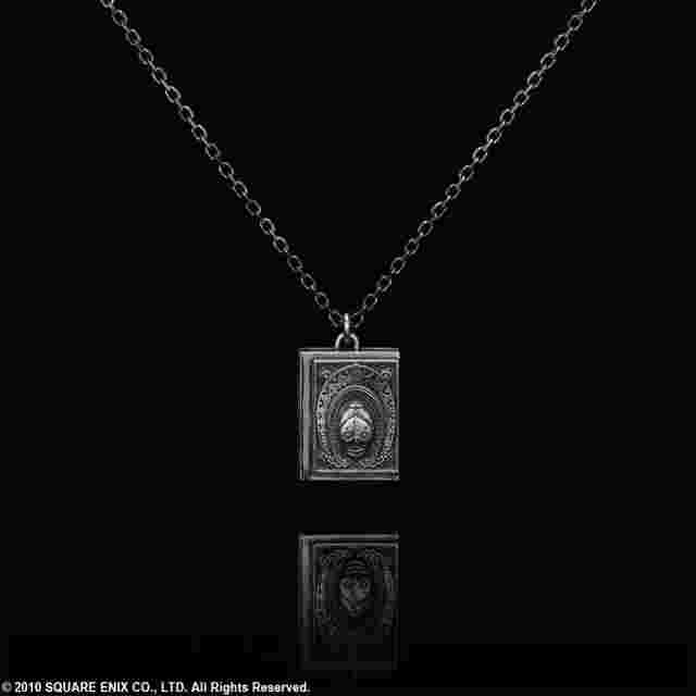 Screenshot des Spiels NIER SILVER LOCKET PENDANT - GRIMOIRE NOIR
