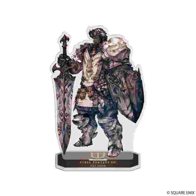 Screenshot for the game FINAL FANTASY XIV Acrylic Job Stand - Paladin