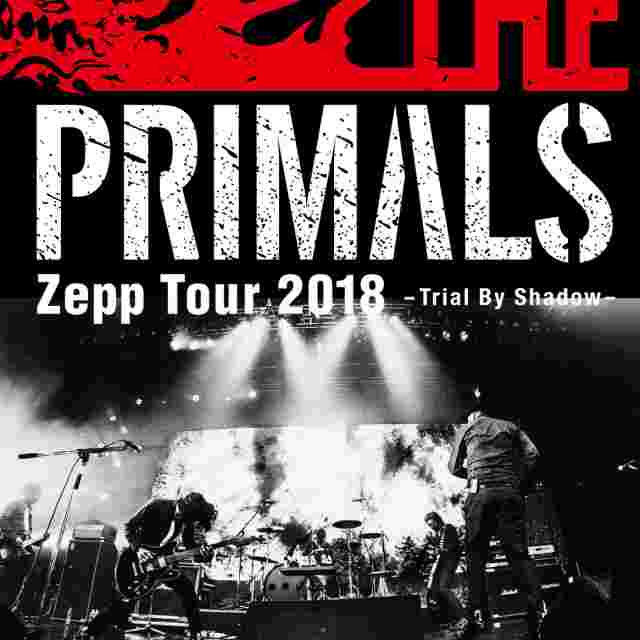 Screenshot for the game THE PRIMALS Zepp Tour 2018 - Trial By Shadow [BLU-RAY]