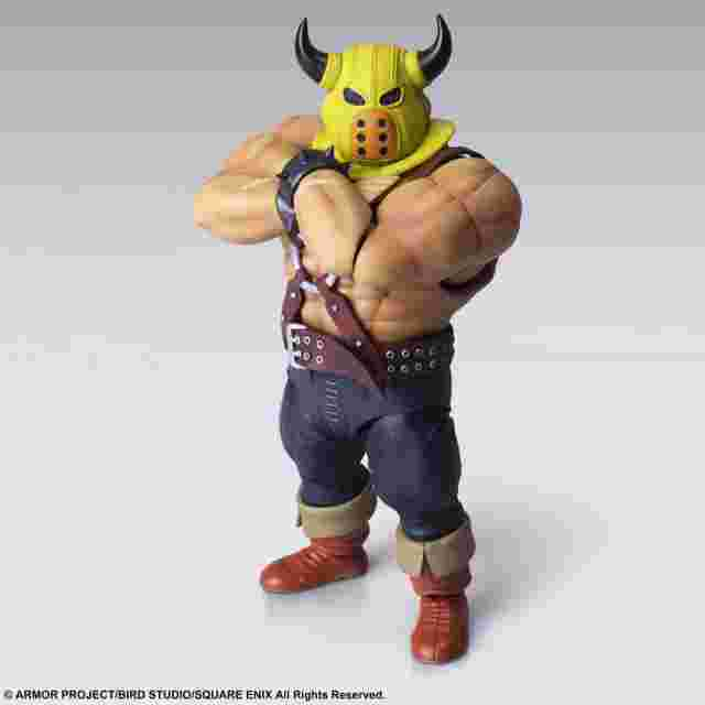 Screenshot for the game DRAGON QUEST® BRING ARTS™ Toughie Armourer Ver. [ACTION FIGURE]