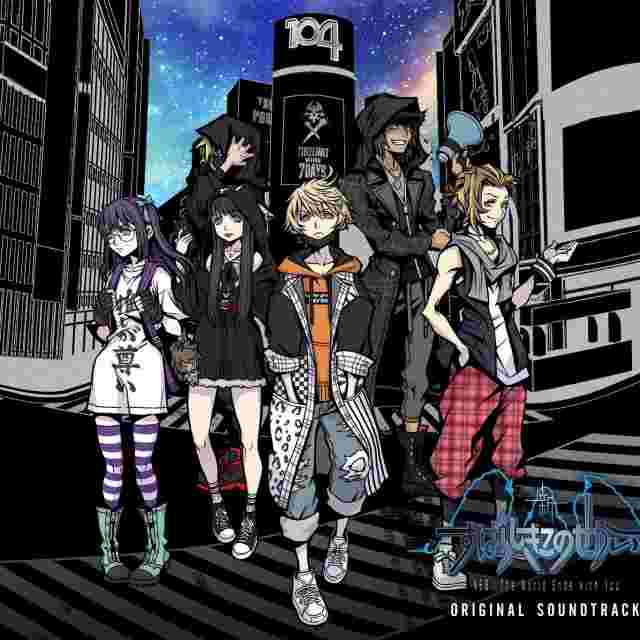 Screenshot for the game NEO: THE WORLD ENDS WITH YOU - ORIGINAL SOUNDTRACK