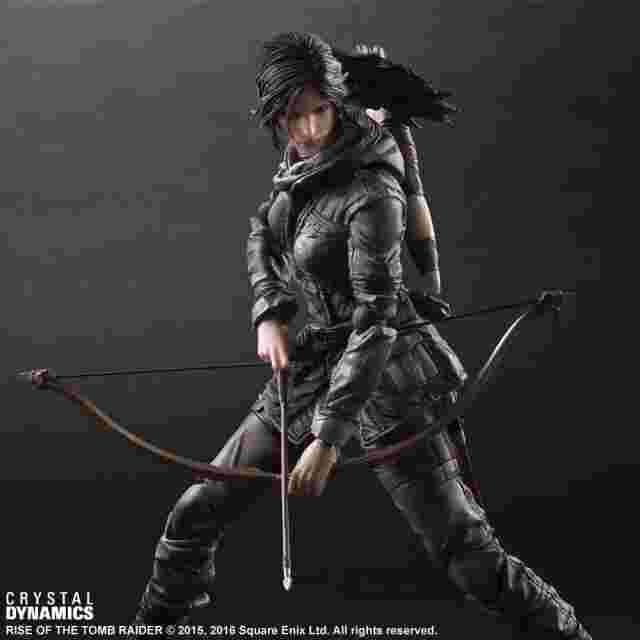Screenshot for the game RISE OF THE TOMB RAIDER PLAY ARTS KAI [Lara Croft]