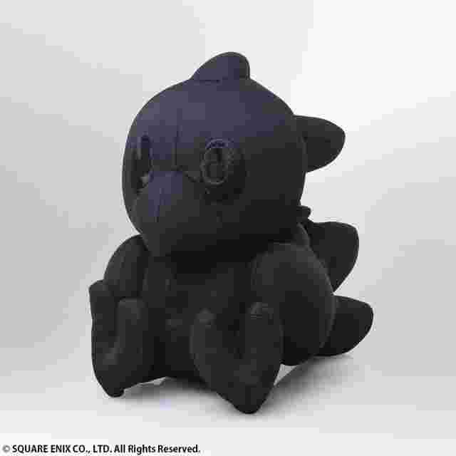 Screenshot for the game FINAL FANTASY® AUTOGRAPH PLUSH Chocobo Black Ver. [PLUSH]