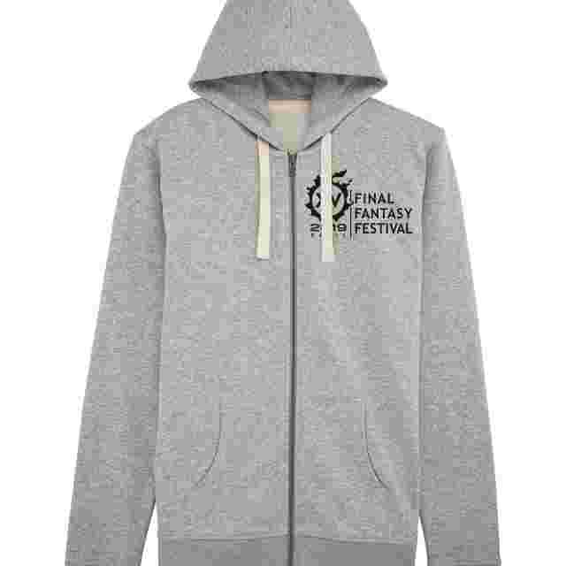 """Screenshot for the game FINAL FANTASY XIV """"EMPIRE – UNITED WE PREVAIL"""" HOODIE (M)"""