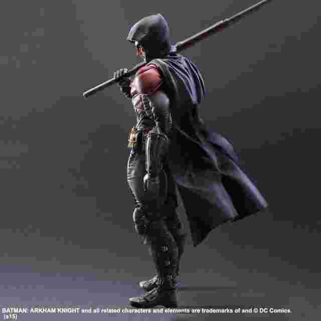 Screenshot des Spiels Batman: Arkham Knight Play Arts Kai [Robin]