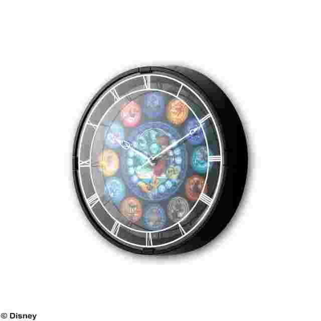 Screenshot des Spiels KINGDOM HEARTS LIGHTING CLOCK