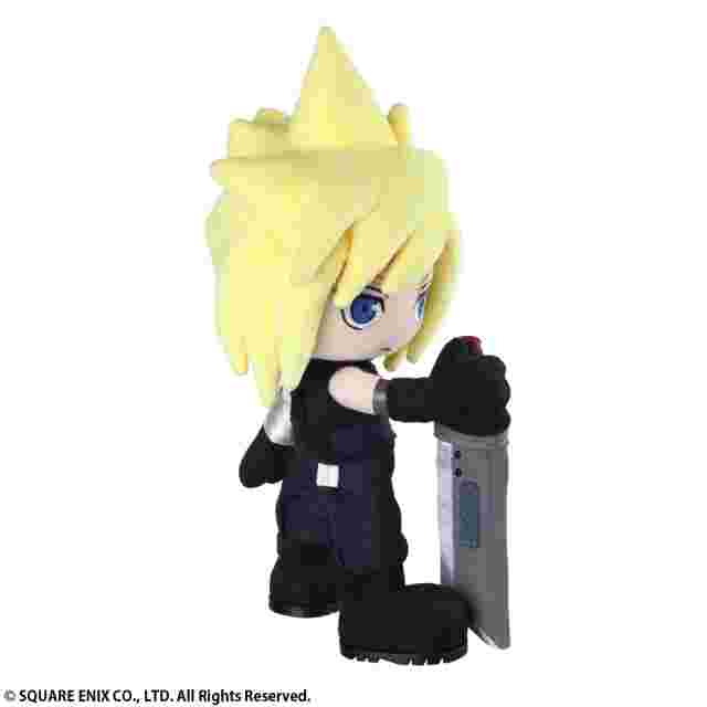 Screenshot for the game FINAL FANTASY VII ACTION DOLL CLOUD [PLUSH]