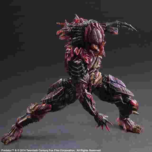 Screenshot des Spiels PREDATOR VARIANT PLAY ARTS KAI [Predator]
