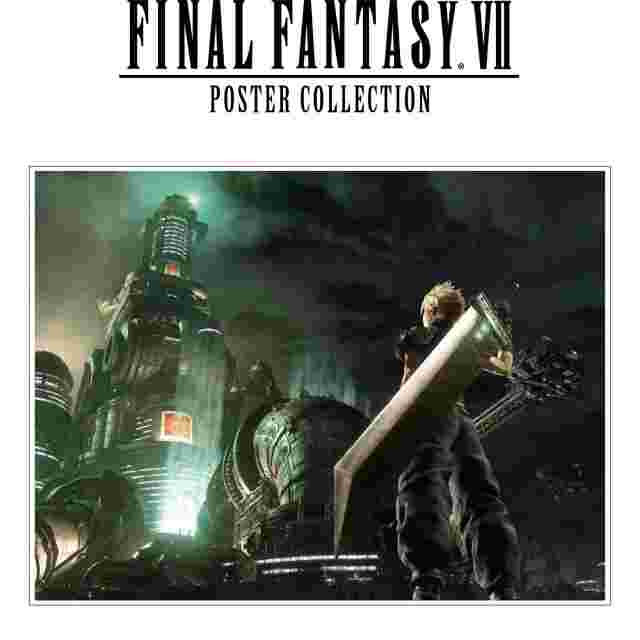 Screenshot for the game Final Fantasy VII Poster Collection [POSTER BOOK]
