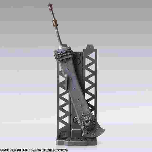 Screenshot for the game NieR:Automata  BRING ARTS Trading Weapon Collection(box of 10)