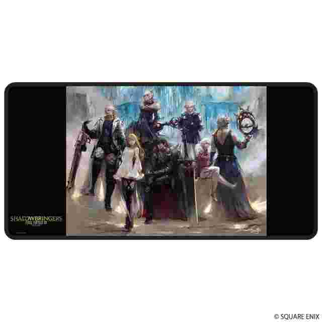 Screenshot for the game FINAL FANTASY XIV Gaming Mouse Pad – Bringers of Shadow