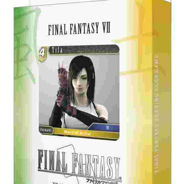 Screenshot for the game FINAL FANTASY TRADING CARD GAME STARTER DECK: FINAL FANTASY VII 2019 [FFTCG]