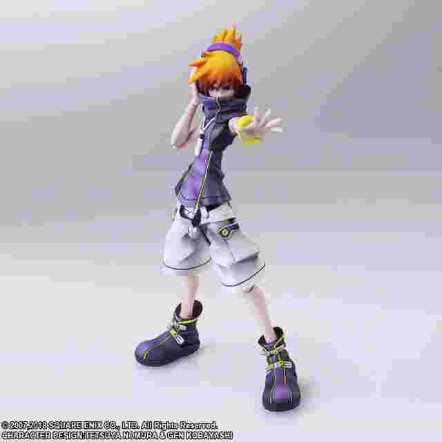 Screenshot for the game The World Ends with You: Final Remix BRING ARTS - Neku Sakuraba