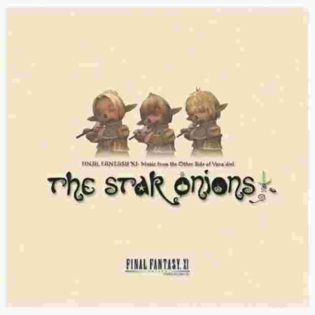 Screenshot for the game FINAL FANTASY XI - Music From the Other Side of Vana'diel - The Star Onions [CD]