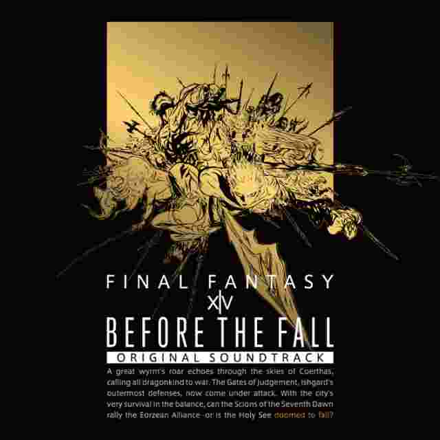 Screenshot for the game BEFORE THE FALL: FINAL FANTASY® XIV ORIGINAL SOUNDTRACK [BLU-RAY]