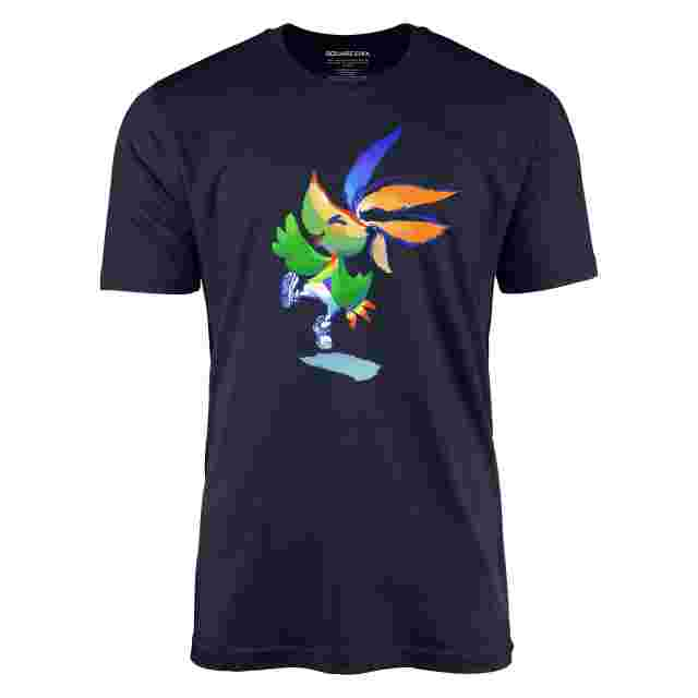 Screenshot for the game SQUARE ENIX PRIDE MASCOT Limited T-Shirt for Charity - Navy (S)