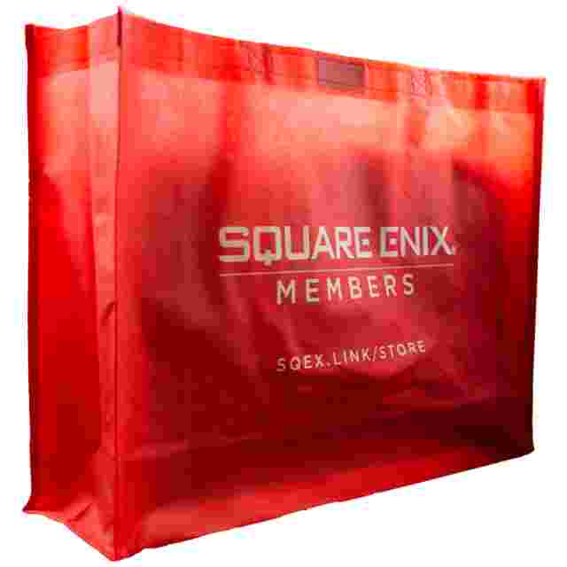 Screenshot for the game SQUARE ENIX exclusive ecobag Red [REWARD]