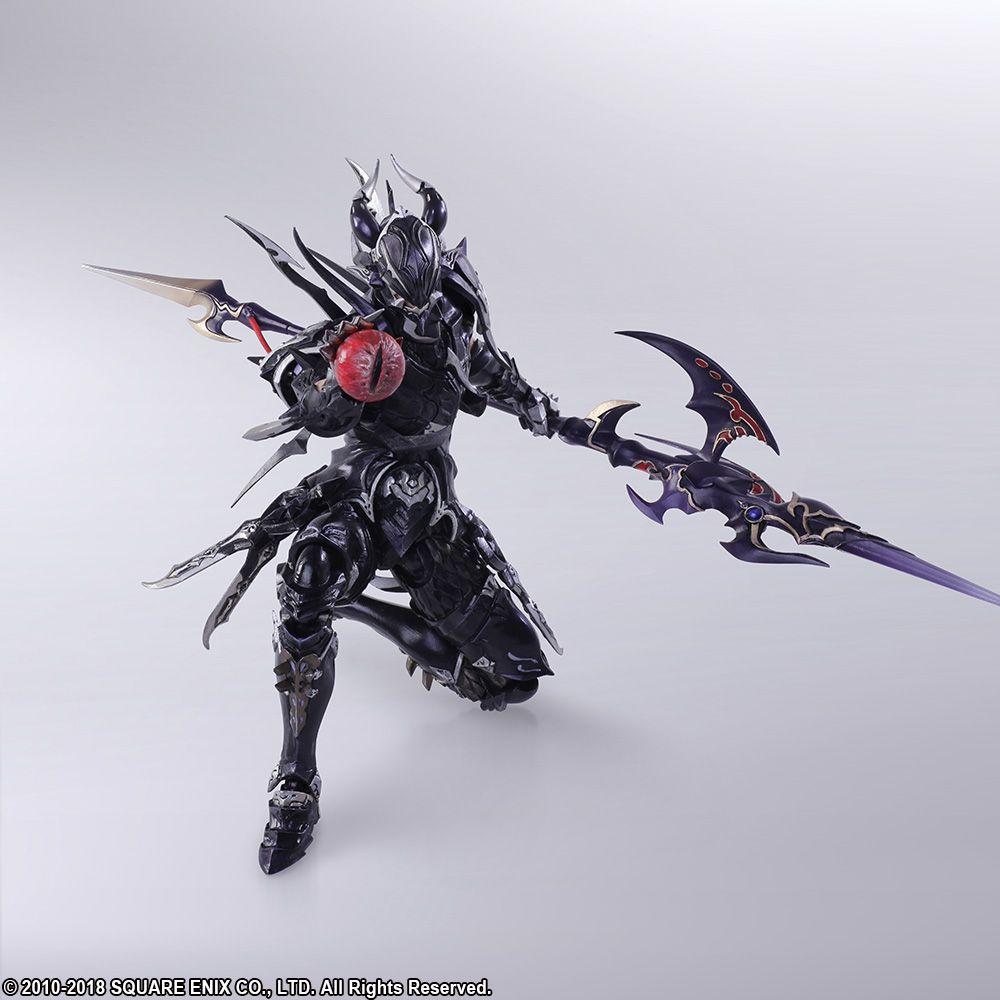 Final Fantasy XIV Bring Arts Estinien the Azure Dragoon Action Figure