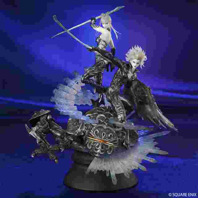 Screenshot for the game FINAL FANTASY XIV MEISTER QUALITY FIGURE - OMEGA