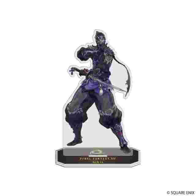 Screenshot for the game FINAL FANTASY XIV Acrylic Job Stand - Ninja