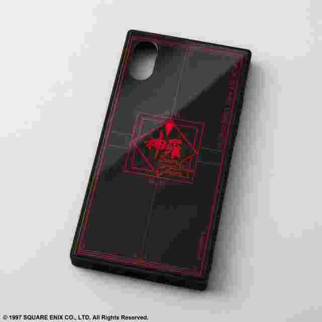 Captura de pantalla del juego FINAL FANTASY VII SQUARE SMARTPHONE CASE FOR IPHONE X/XS - SHINRA