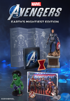 Marvel Comics Earth/'s Mightiest Heroes Avengers #23 Legacy #723 2019 NM