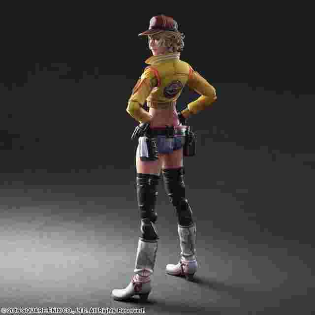 Screenshot for the game FINAL FANTASY XV: PLAY ARTS KAI - Cindy Aurum