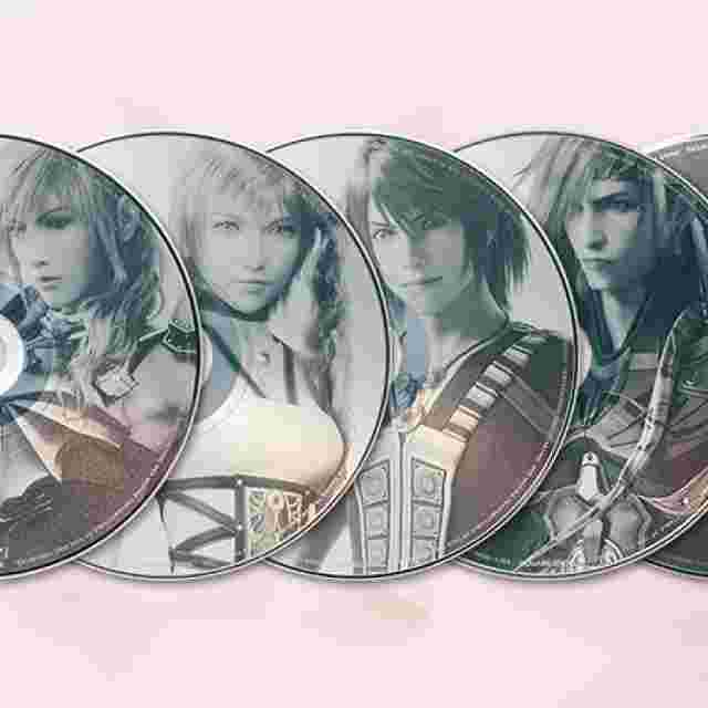 Screenshot for the game FINAL FANTASY XIII-2 Original Soundtrack - LIMITED EDITION [Music Disc]