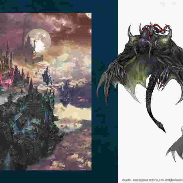 Screenshot des Spiels FFXIV: Heavensward | The Art of Ishgard -The Scars of War