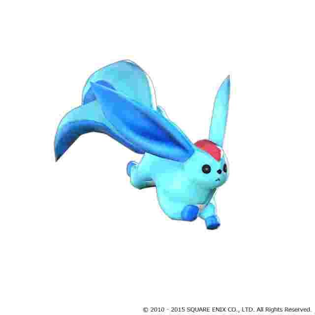Captura de pantalla del juego FINAL FANTASY XIV ONLINE PLUSH [CARBUNCLE EMERALD]