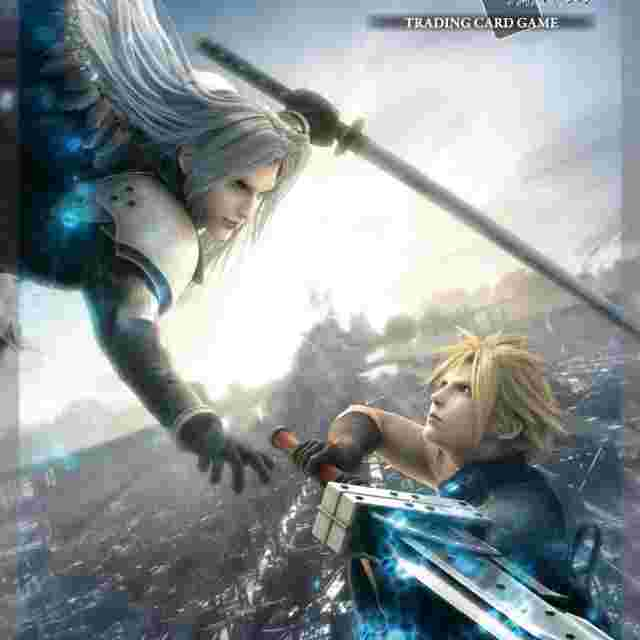 Screenshot des Spiels FINAL FANTASY TRADING CARD GAME PREMIUM SLEEVES - CLOUD & SEPHIROTH