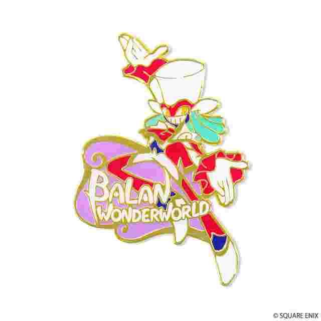 Screenshot for the game BALAN WONDERWORLD BALAN PIN [ACCESSORY]