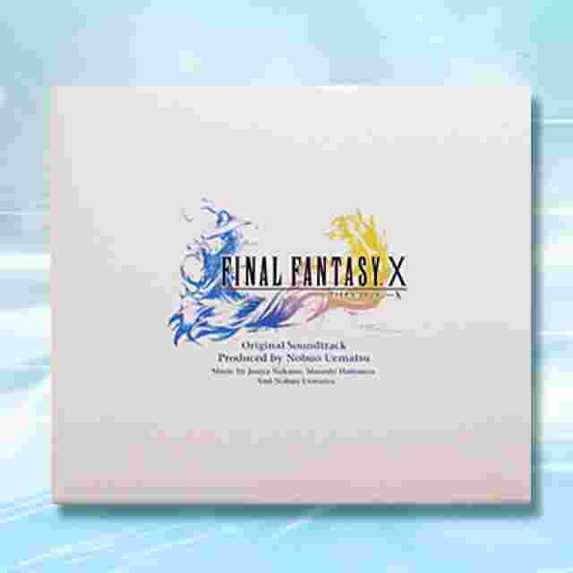 Screenshot for the game FINAL FANTASY X Original Soundtrack [Music Disc]