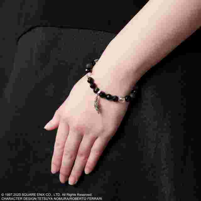 Screenshot des Spiels FINAL FANTASY VII REMAKE ONYX BRACELET - SEPHIROTH