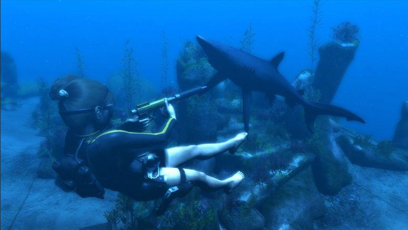 tomb raider underworld underwater