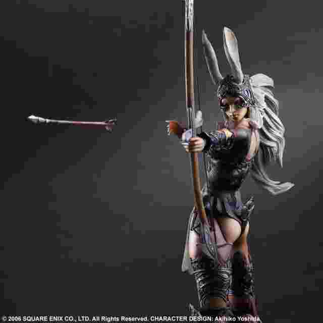 Screenshot des Spiels FINAL FANTASY XII PLAY ARTS KAI [Fran]