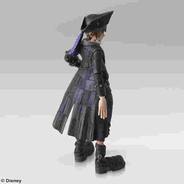 Capture d'écran du jeu KINGDOM HEARTS III BRING ARTS - SORA Pirates of the Caribbean Version
