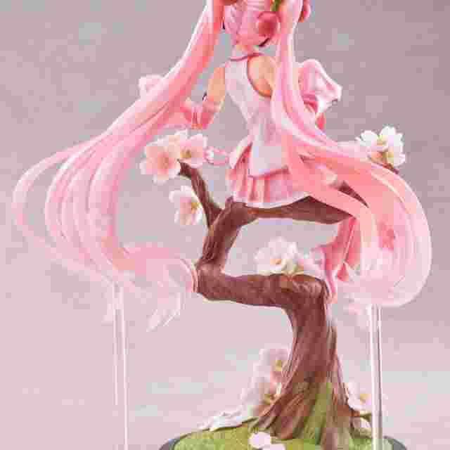Screenshot for the game SPIRITALE BY TAITO SAKURA MIKU ~ SAKURA FAIRY VER. ~ 1/7 SCALE