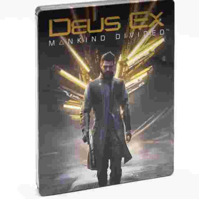 Screenshot for the game DEUS EX: MANKIND DIVIDED STEELBOOK [REWARD]