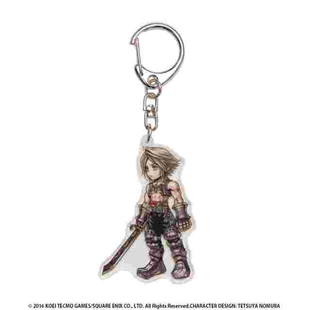 Screenshot for the game DISSIDIA FINAL FANTASY Acrylic Keychain Vaan