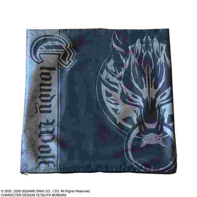 Screenshot for the game FINAL FANTASY VII Cushion Cover: Cloud Strife