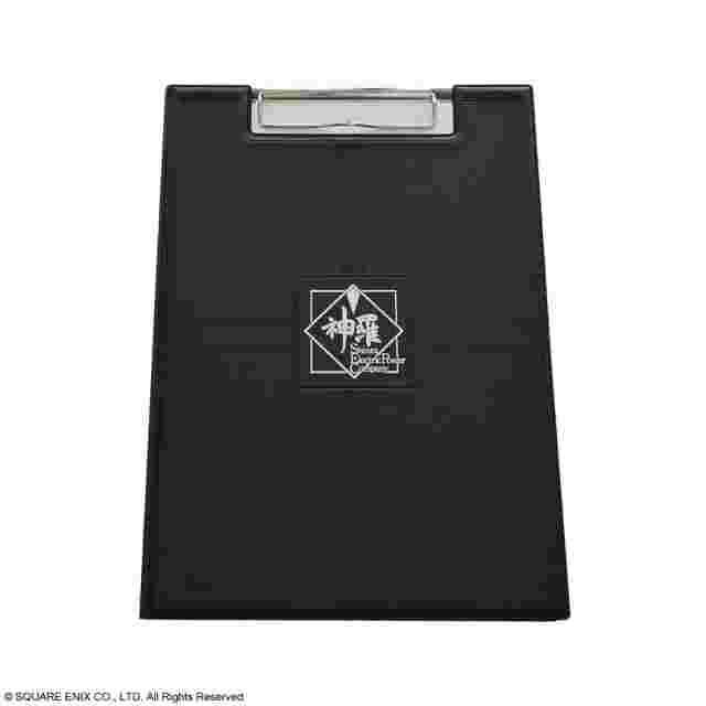 Screenshot for the game FINAL FANTASY VII Shinra Clipboard Folder