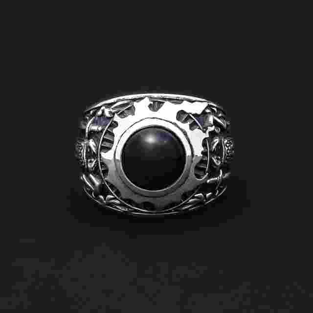 Screenshot for the game FINAL FANTASY XIV SILVER RING METEOR SURVIVOR -SIZE 7.5- [JEWELRY]