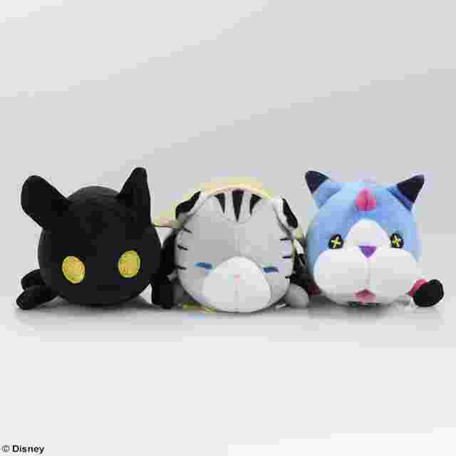 Screenshot for the game KINGDOM HEARTS Laying Plush Meow Wow [PLUSH]