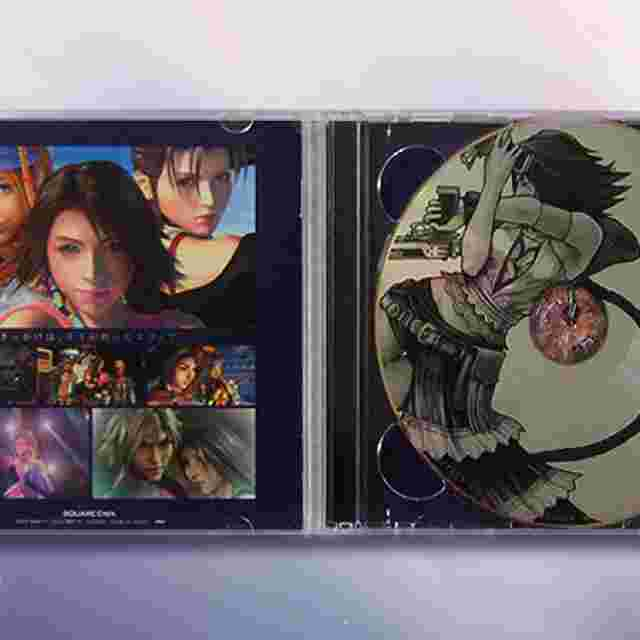 Screenshot des Spiels MUSIQUES - FINAL FANTASY X-2 OST [MUSIC]