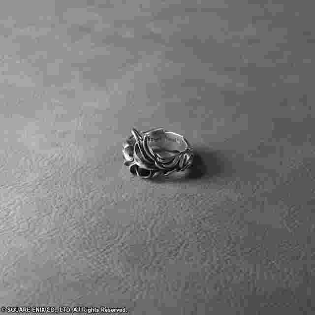 Screenshot for the game FINAL FANTASY® VII SEPHIROTH SILVER RING -SIZE 10.5- [JEWELRY]