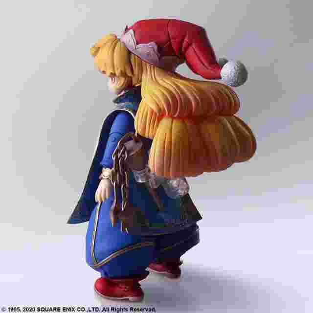 Screenshot for the game Trials of Mana BRING ARTS™ Action Figure KEVIN & CHARLOTTE